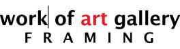 Work of Art Gallery & Framing Logo